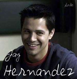 We love you Jay Hernandez.