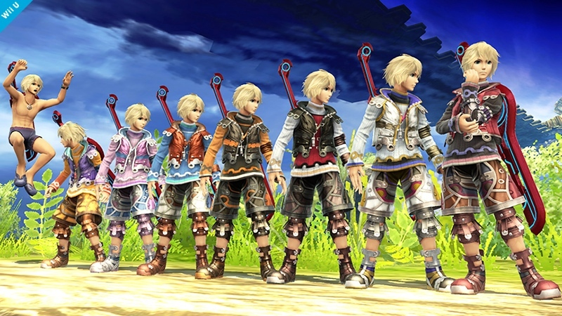 Shulk vs Shulk vs Shulk vs Shulk vs Shulk vs Shulk vs Shulk vs SHIRTLESS SHULK