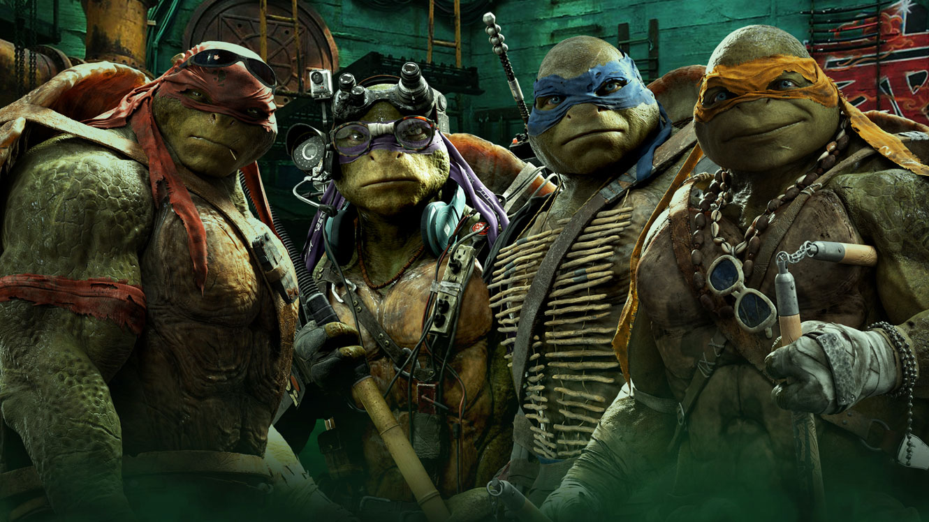 Teenage Mutant Ninja Turtles 2014 Belongs In The Sewers A Review Geek Melee