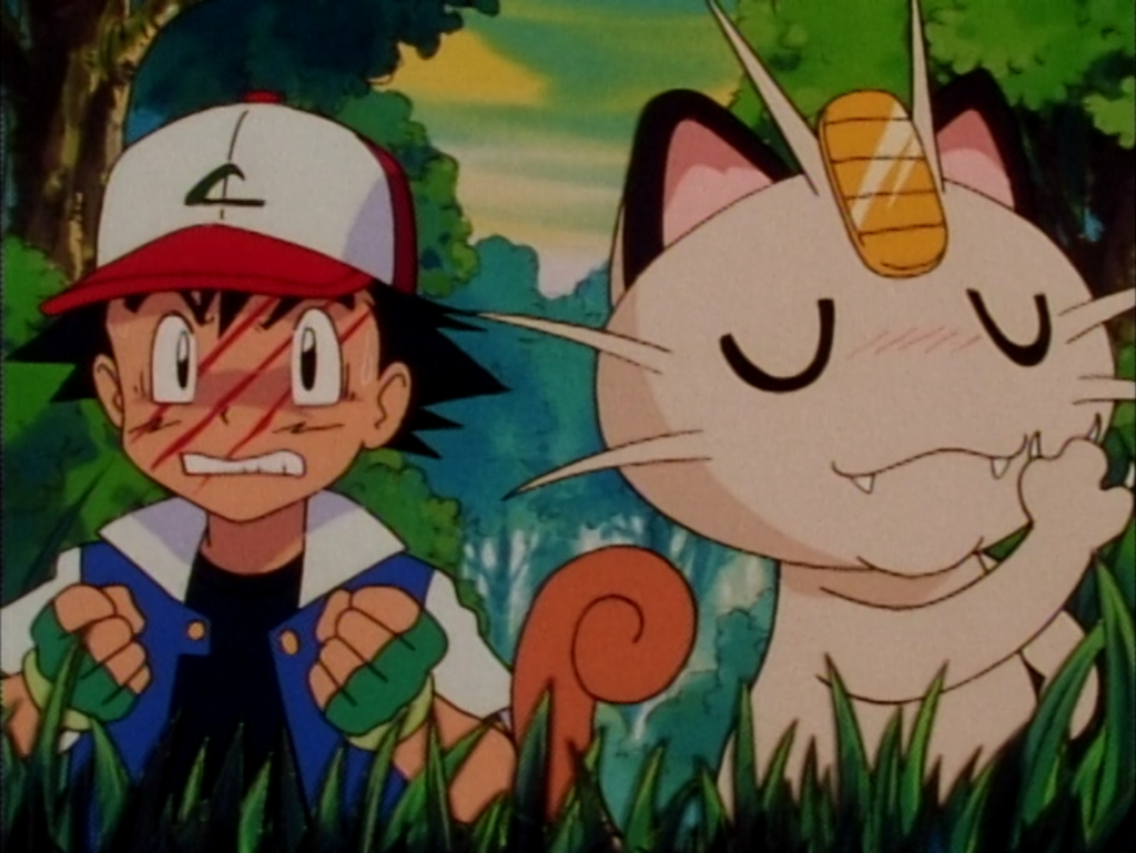 Meowth! That's infected!